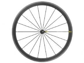 Mavic Cosmic Pro Carbon Ust Road Nt Front Wheel 2020 - The Cosmic Pro Carbon has traditionally been favored primarily for fast flat races