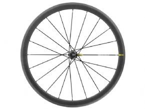Mavic Cosmic Pro Carbon Ust Road Nt Rear Wheel 2020 - The Cosmic Pro Carbon has traditionally been favored primarily for fast flat races