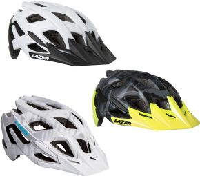 Lazer Ultrax Helmet - The Ultrax is going big with features and style ready for your nearest patch of dirt