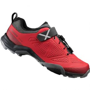 Shimano Mt5 All Round Spd Shoes - Outdoor-style inspired cycling shoes with the walkability of light hiking shoes