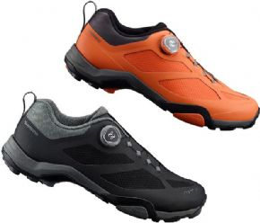 Shimano Mt7 Spd Shoes - Combines the walkability of light hiking shoes with the performance of a MTB shoe
