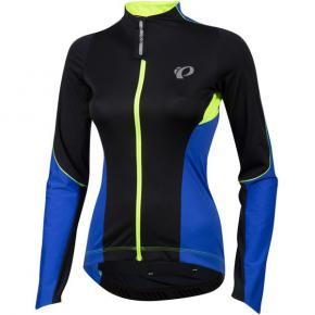 Pearl Izumi Womens Pro Pursuit Ls Wind Jersey - When the wind is whipping this is the simplest layering solution