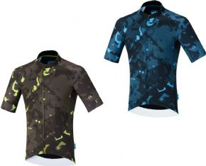 Shimano Breakaway Jersey - Slim fit training jersey delivers maximum performance moisture management and comfort