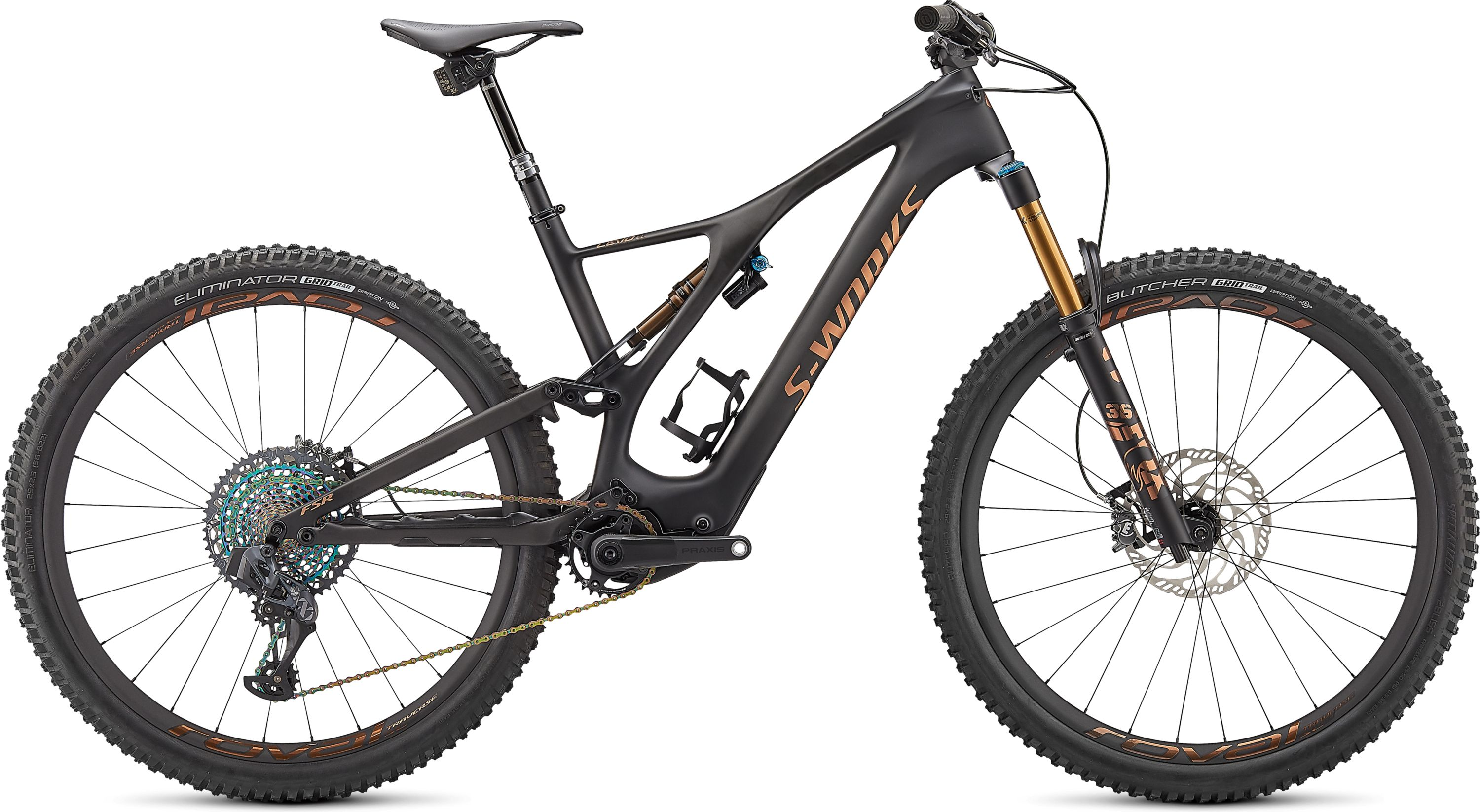 Specialized S-works Turbo Levo Sl Mountain Bike 2021